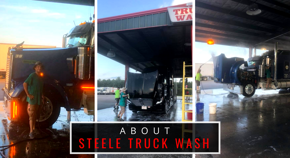 About Steele Truck Wash