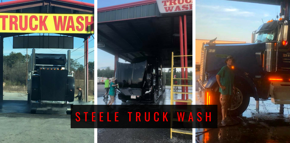 professional truck and trailer washing